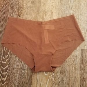 Victoria's Secret NUDE MOCHA RAW CUT Panty